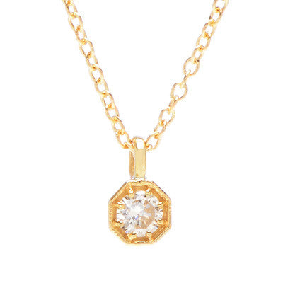 Small Octagon Necklace - Lori McLean