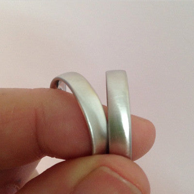 Custom Wedding Bands - Lori McLean