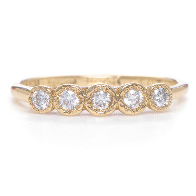 Five Diamond Ring - Lori McLean
