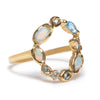 Mermaid Ring - Lori McLean