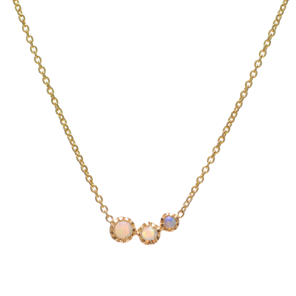 Opal Comet Necklace - Lori McLean