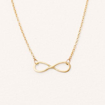 Mini Infinity Necklace - Lori McLean