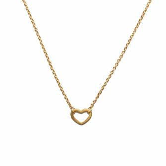 Wee Heart Necklace - Lori McLean