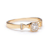 Old Mine Brilliant Diamond Solitaire Ring - Lori McLean