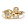 Four OMC Diamond Cluster Ring (OOaK) - Lori McLean