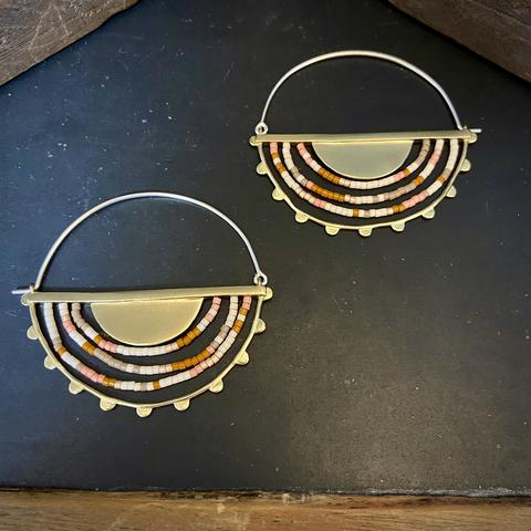 Bloom Hemisphere Hoops