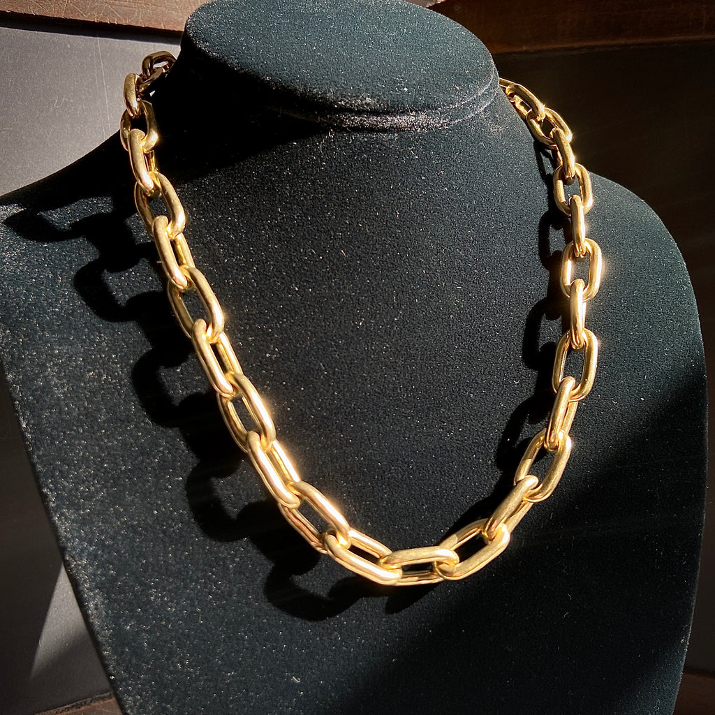 Berat Chain Necklace