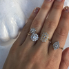 Many Diamond Cluster Ring - Lori McLean