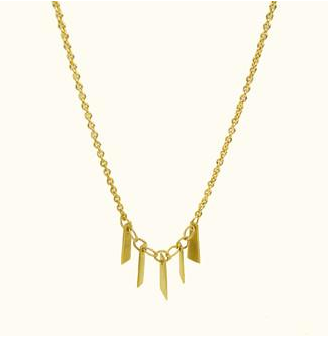Flutter Cluster Necklace - Lori McLean