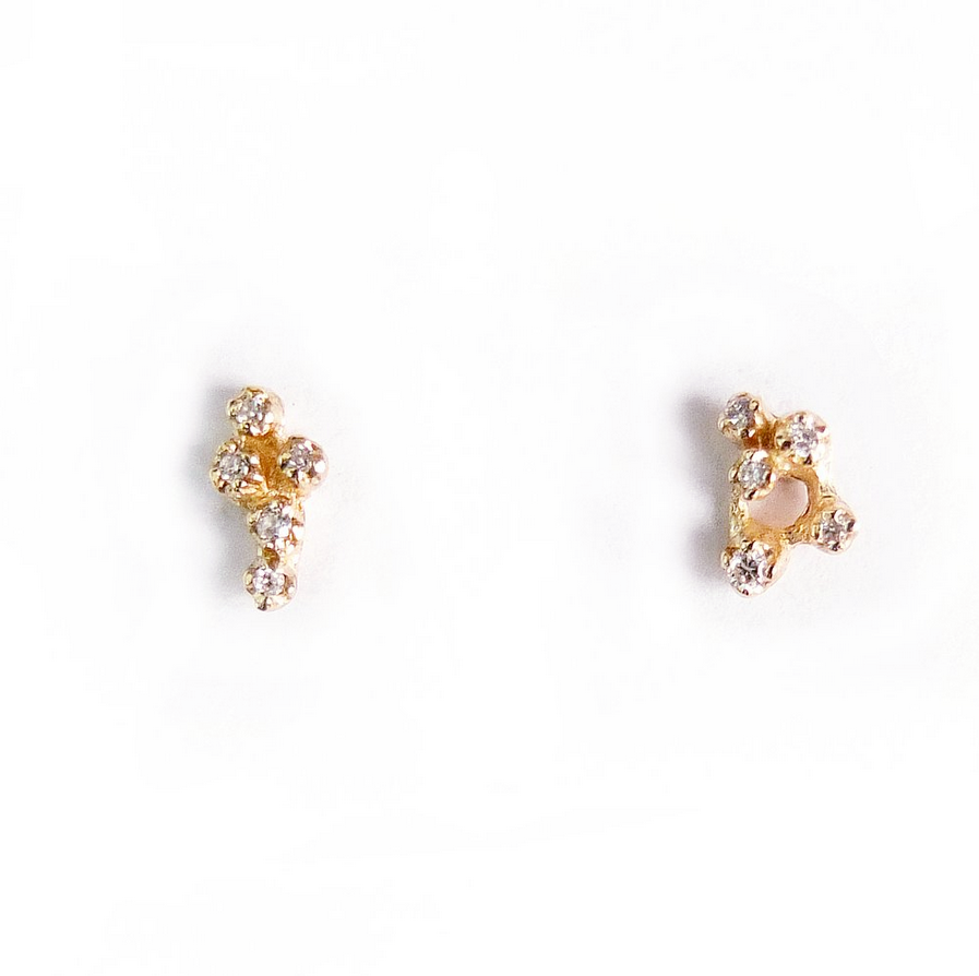 Mixed Constellation Studs - Lori McLean