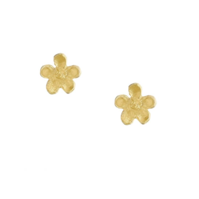 Posey Flower Stud Earrings - Lori McLean