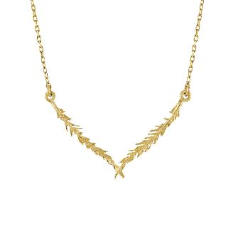 Plume Flare Necklace - Lori McLean