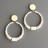 Magnesite Post Earrings