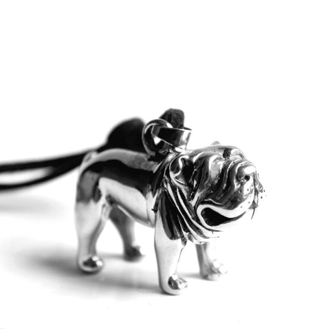 Pug Full Shaped Animal Necklace