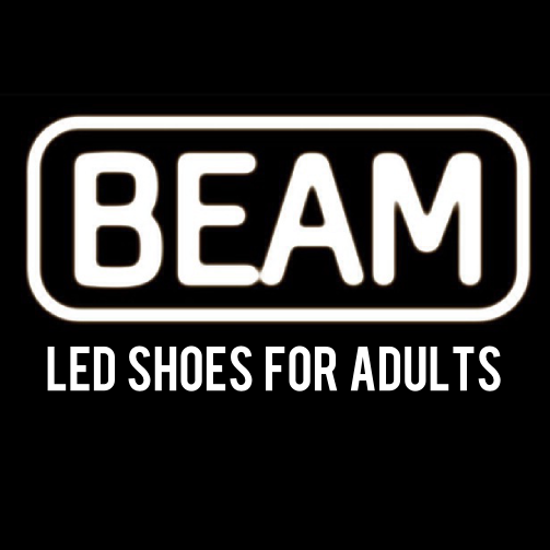 BEAM Shoes Launches LED Shoes for Adults