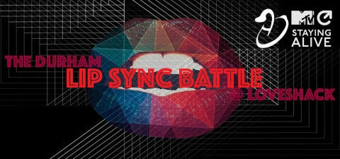 BEAM lights up the Durham University Lip Sync Battle, in aid of MTV Staying Alive Foundation