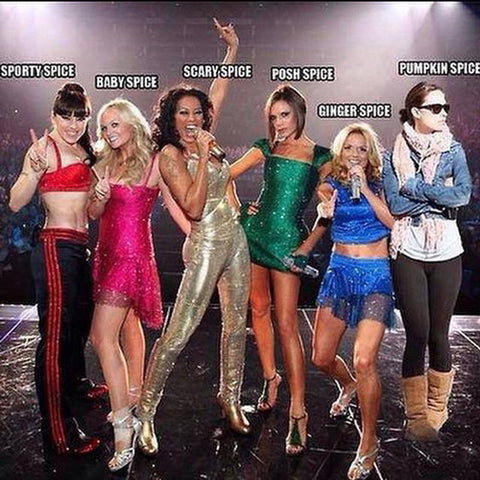 The 6th member of the Spice Girls who made an incredibly timely re-emergence. A #basicbitch with a sweet side.  sc 1 st  BEAM Shoes & ? Trick or Treat?? u2013 BEAM Shoes