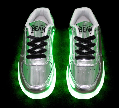 Velvet Laces -   - BEAM Light up Shoes for Adults