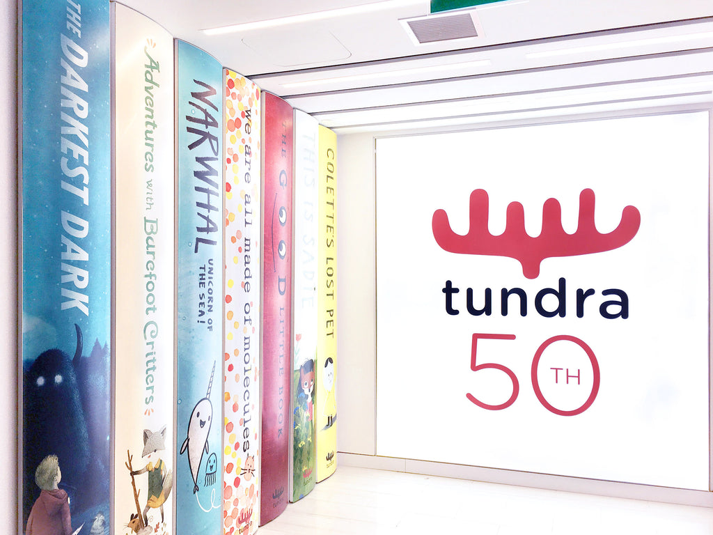Celebrate Tundra's 50th Anniversary at the Penguin Shop!