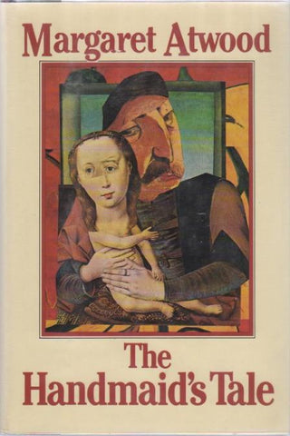 The Handmaid's Tale Paperback Edition 1985