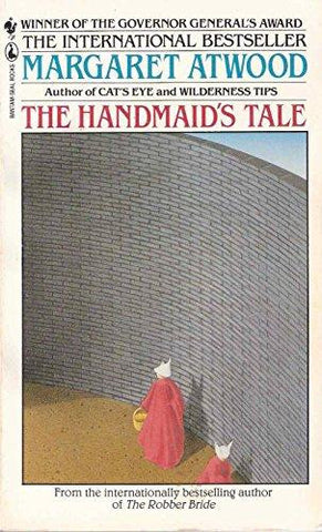The Handmaid's Tale 1986 Paperback Edition