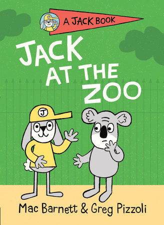 Jack at the Zoo