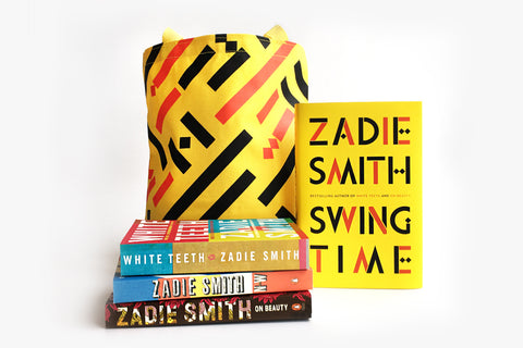 Swing Time Tote, Swing Time, NW, White Teeth, On Beauty