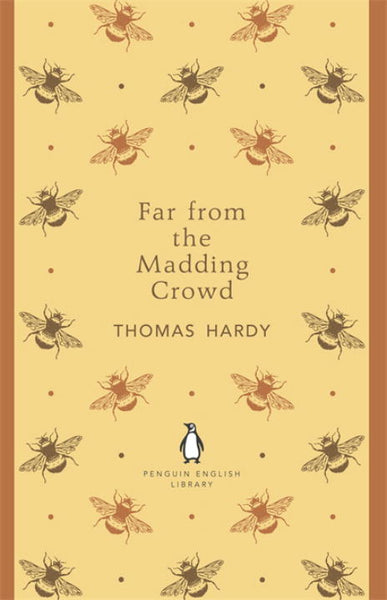 Penguin English Library Far From the Madding Crowd
