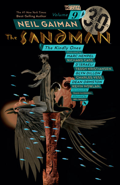 Sandman Vol. 9: The Kindly Ones 30th Anniversary Edition