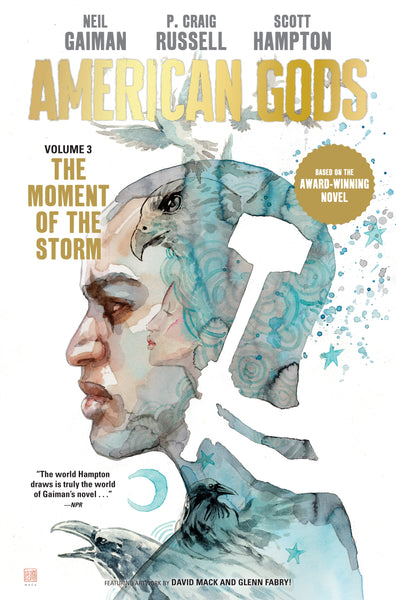 American Gods Volume 3: The Moment of the Storm