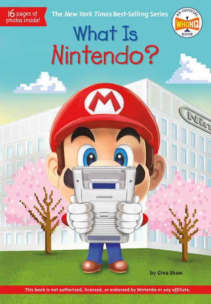 What Is Nintendo?