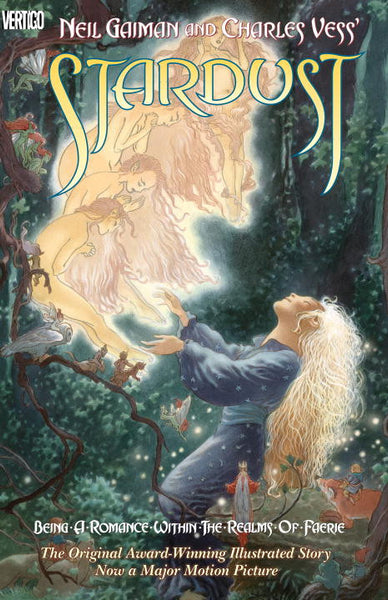 Neil Gaiman and Charles Vess Stardust