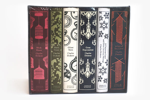 Major Works of Charles Dickens Box Set