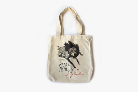 Black Beauty Tote - Front