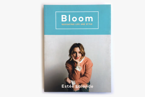 Bloom by Estee Lalonde