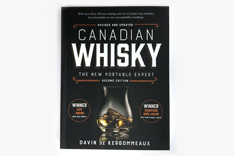 Canadian Whisky, Second Edition by Davin de Kergommeaux