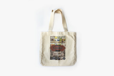 Tote Bag - Candide - Front