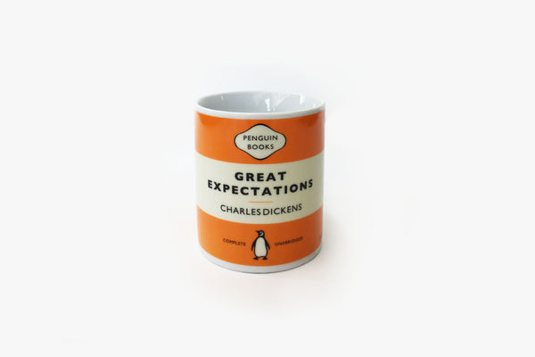 Mug - Great Expectations - Orange Tri-band
