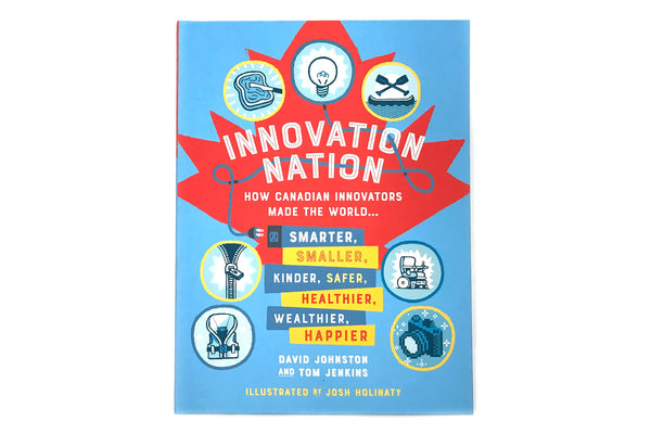 Innovation Nation by David Johnston & Tom Jenkins