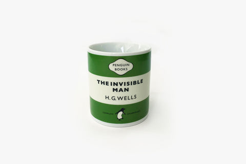 Mug - The Invisible Man - Green Tri-band