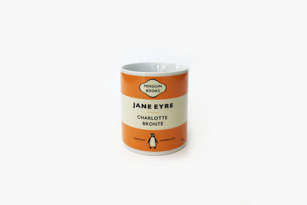 Mug - Jane Eyre - Orange Tri-band