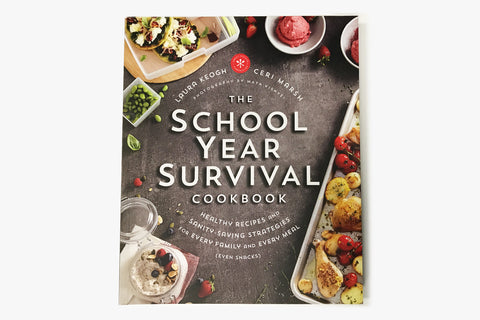 The School Year Survival Cookbook by Laura Keogh & Ceri Marsh