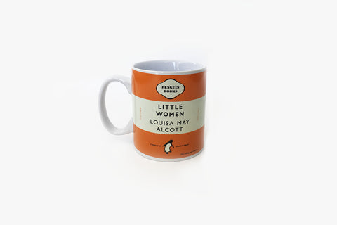 Mug - Little Women - Orange Tri-band