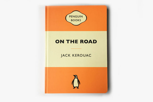 Penguin Tri-band Notebook: On the Road