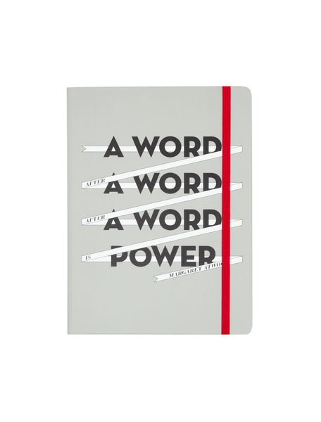 A Word is Power - Margaret Atwood Journal