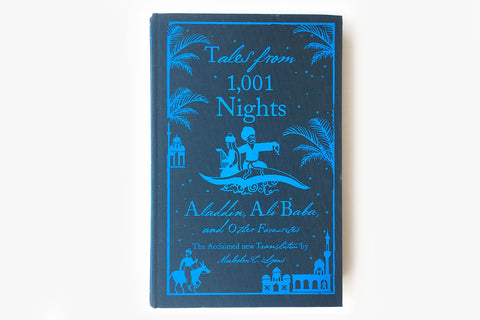 Tales from 1,001 Nights by Anonymous