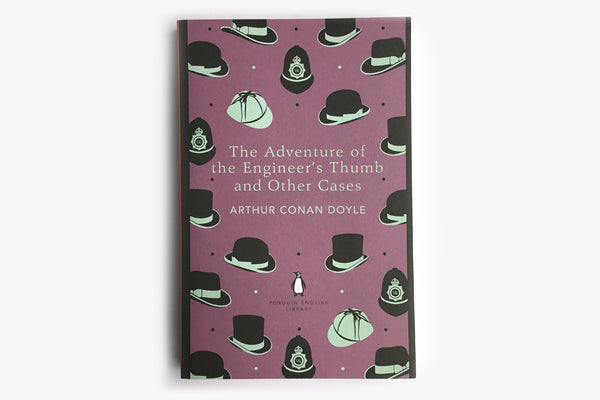 The Adventures of the Engineer's Thumb and Other Cases by Arthur Conan Doyle