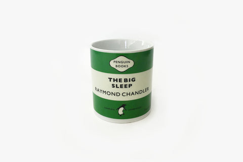 Mug - The Big Sleep - Green Tri-band