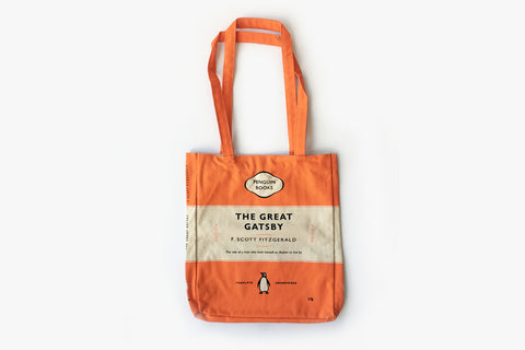 Tote Bag: Great Gatsby