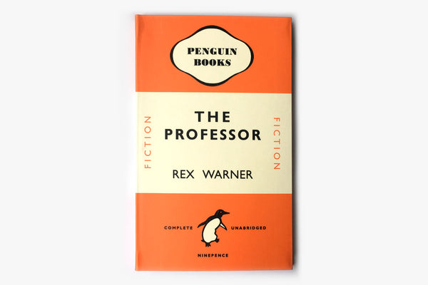 Penguin Tri-band Notebook: The Professor